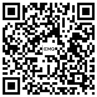 EMQ 映云科技公众号二维码